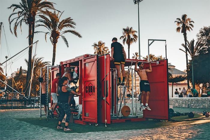 Cubofit planea acabar el año con 50 gimnasios modulares en España