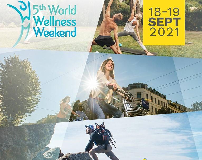 El Annual World Wellness Weekend se celebrará en septiembre