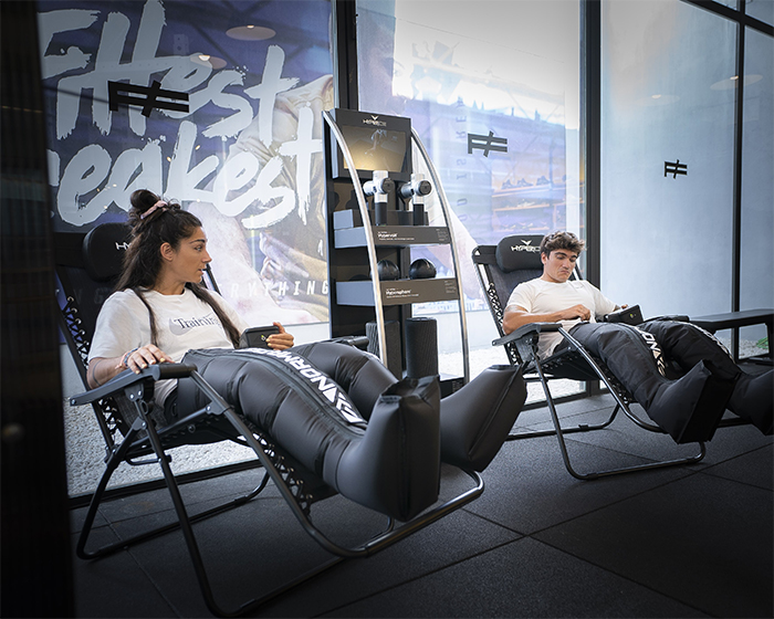 Hyperice se alía con Fittest Freakfest para acercar la recuperación muscular al público general