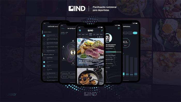 Lanzan una app que personaliza las recetas y el plan de nutrición de los deportistas