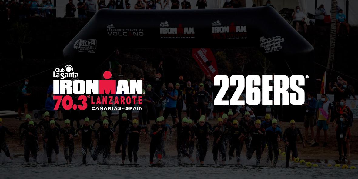 226ers patrocinará la Ironman 70.3 Lanzarote