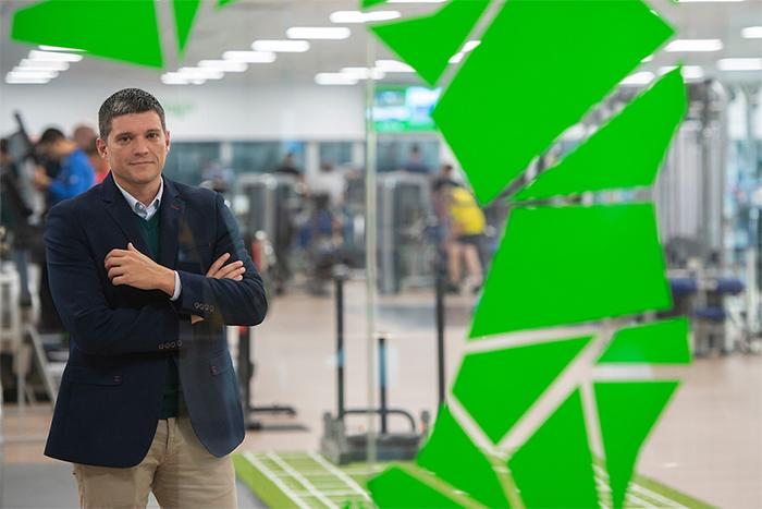 Francisco Cortegoso asciende a director general de Máis que Auga/MeuFit