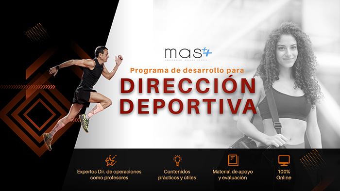 Se abren las inscripciones para el II Programa de Desarrollo para Directores Deportivos