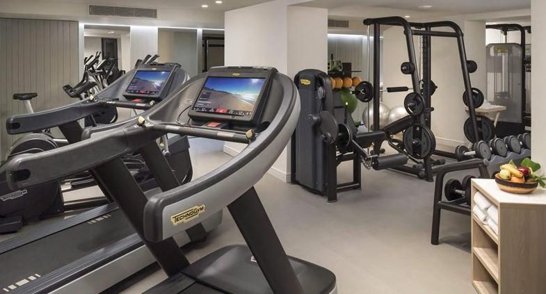 TripAdvisor destaca la oferta de fitness del hotel ME Sitges Terramar