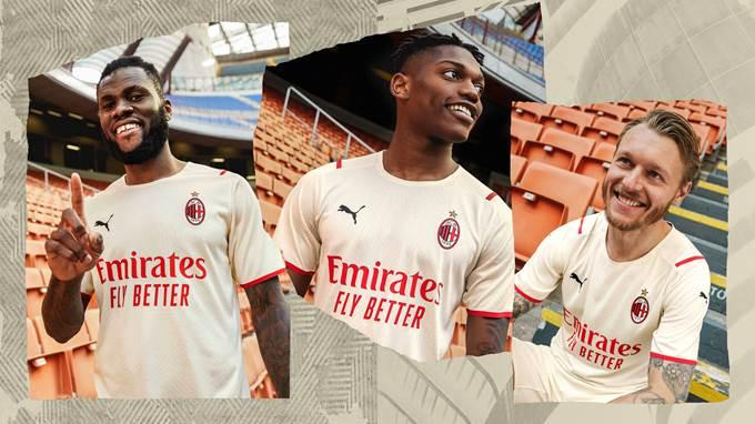 Puma da visibilidad a la Fondazione Milan en la camiseta del AC Milan