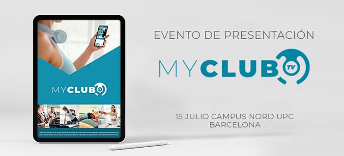 MyClubTV mostrará a los gimnasios como digitalizar sus negocios con éxito
