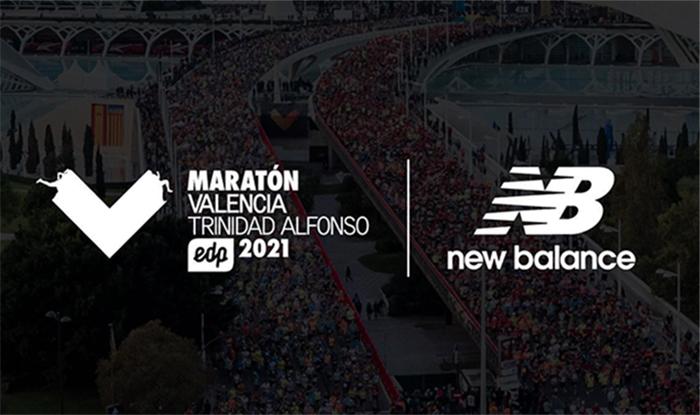 New Balance regalará 300 dorsales para el Maratón de Valencia