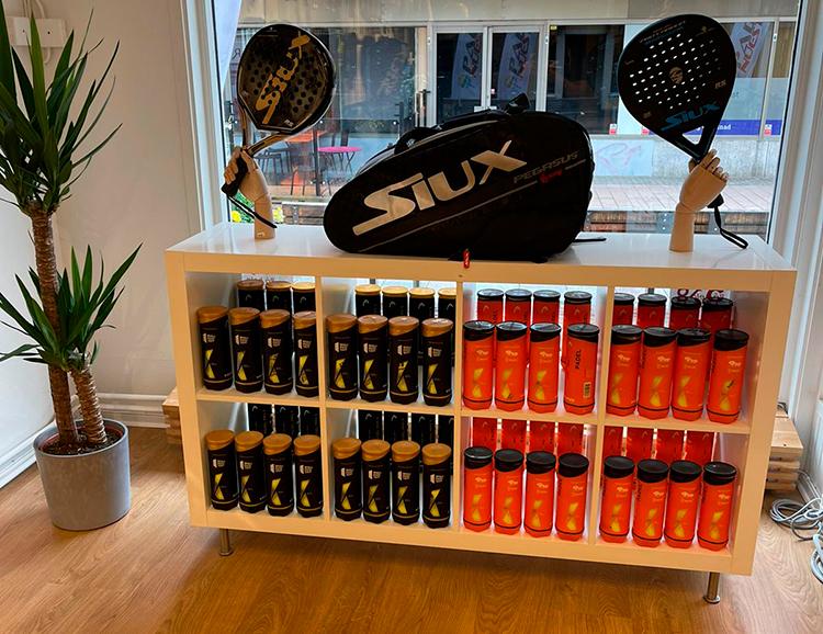 Padel Nuestro abre su quinta tienda en Suecia