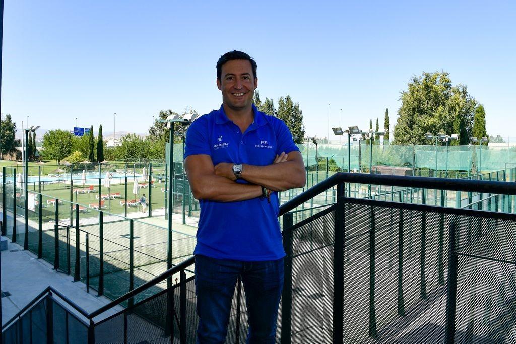 El coach Pío Salvador compra el macro centro deportivo We Granada