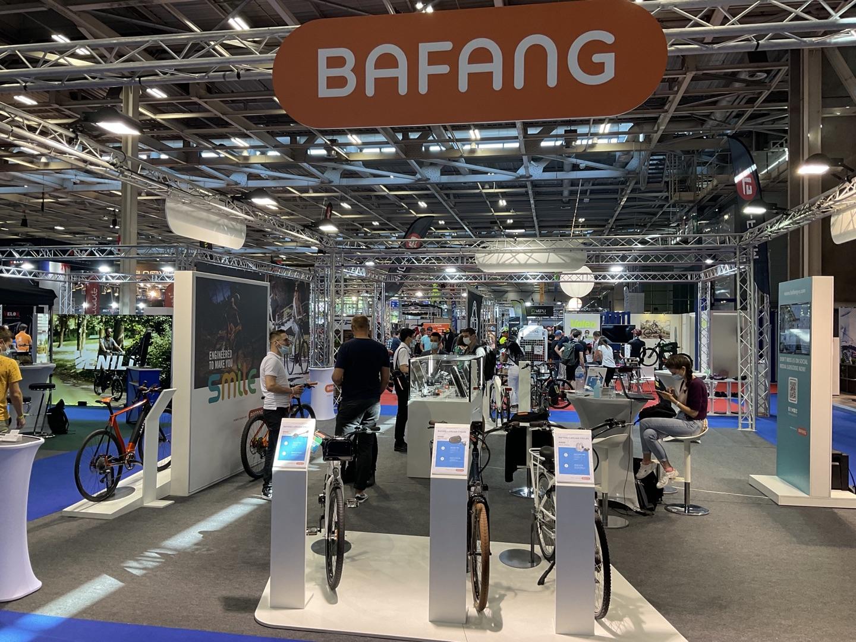 Bafang participa en la feria de la industria ciclista francesa