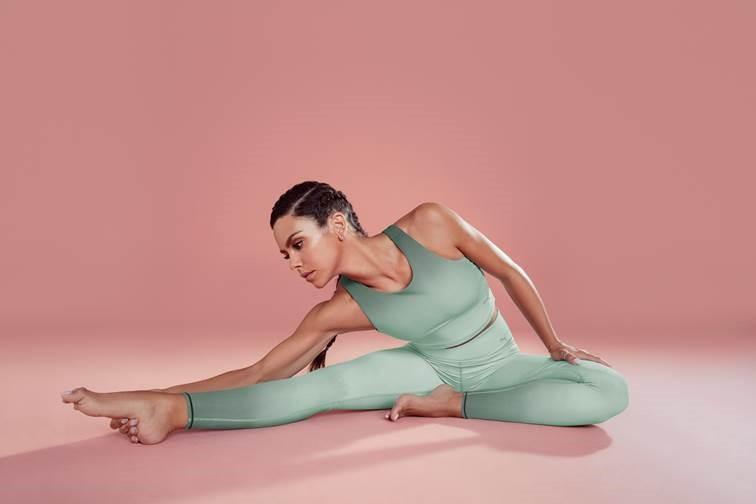 Puma y Cristina Pedroche lanzan una nueva colección para el yoga