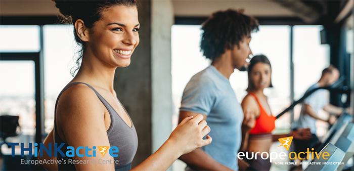 EuropeActive volverá a evaluar el riesgo de transmisión de Covid19 en gimnasios