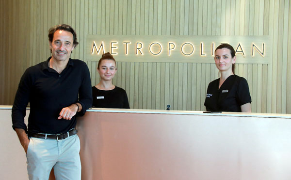 Metropolitan estudia entrar en el segmento de los gimnasios concesionales