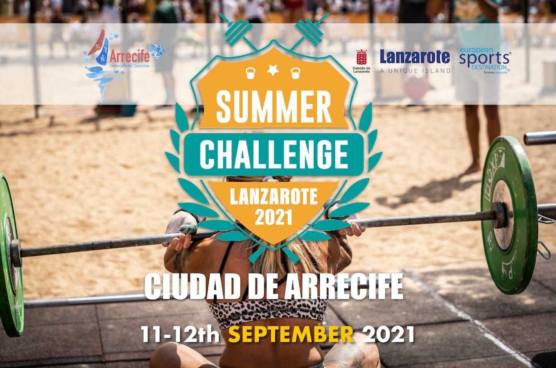 Singular WOD será el patrocinador principal de Lanzarote Summer Challenge
