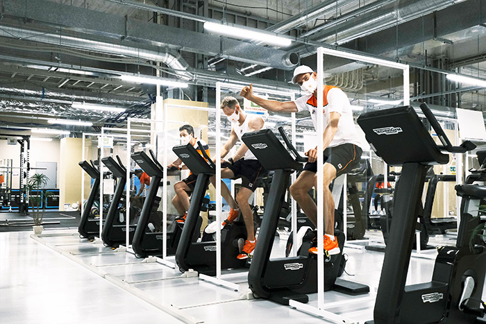 Technogym equipa 15 centros de entrenamiento para Tokio 2021