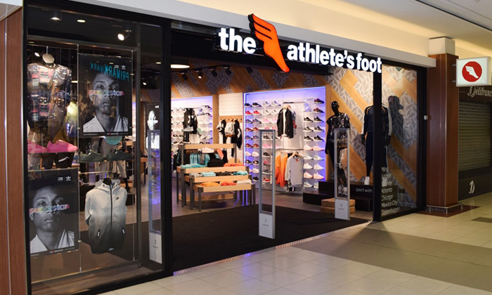 Intersport vende The Athlete's Foot a Arklyz Group