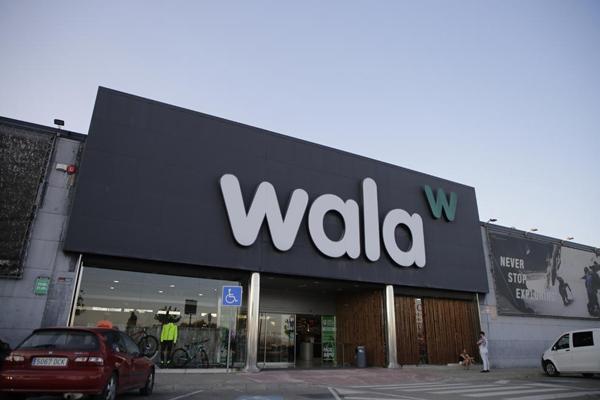 Wala prevé ampliar su red de tiendas offline en 2022