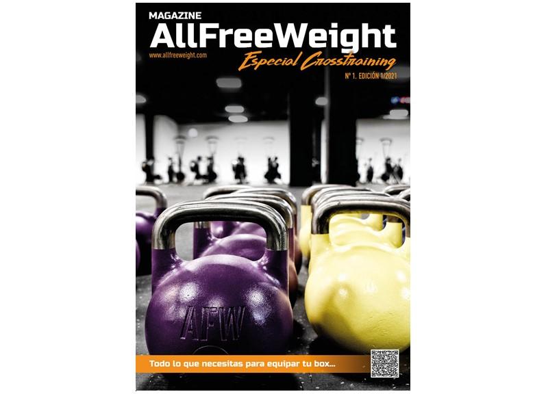 AFW presenta su nuevo catálogo de Crosstraining