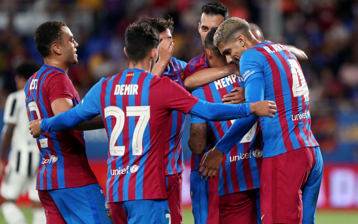 El fútbol del Barça no se acabó en Messi