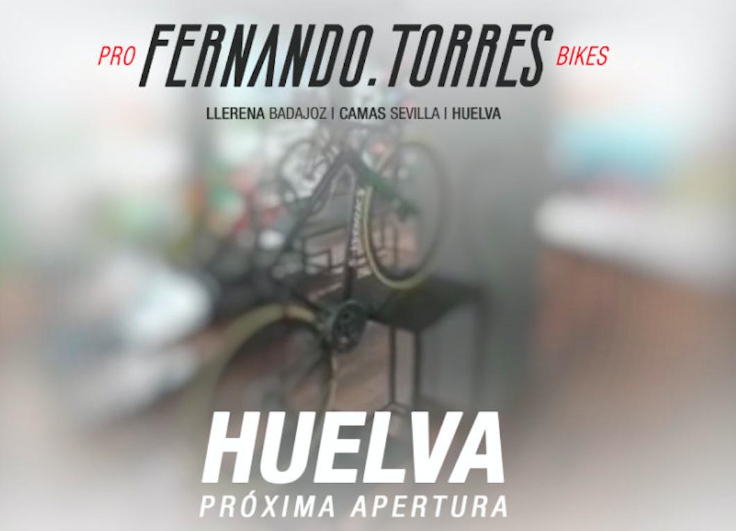 Fernando Torres Probikes abrirá una nueva tienda monomarca de Specialized