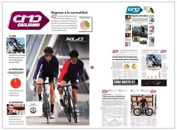 Las ventas del retail ciclista inician el regreso a la normalidad