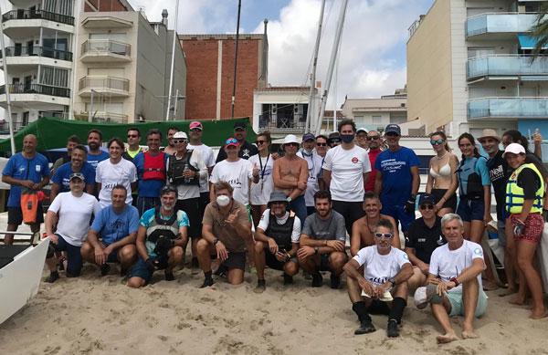 Más de cuarenta inscritos en el Desafío entre Calafell y Sant Salvador