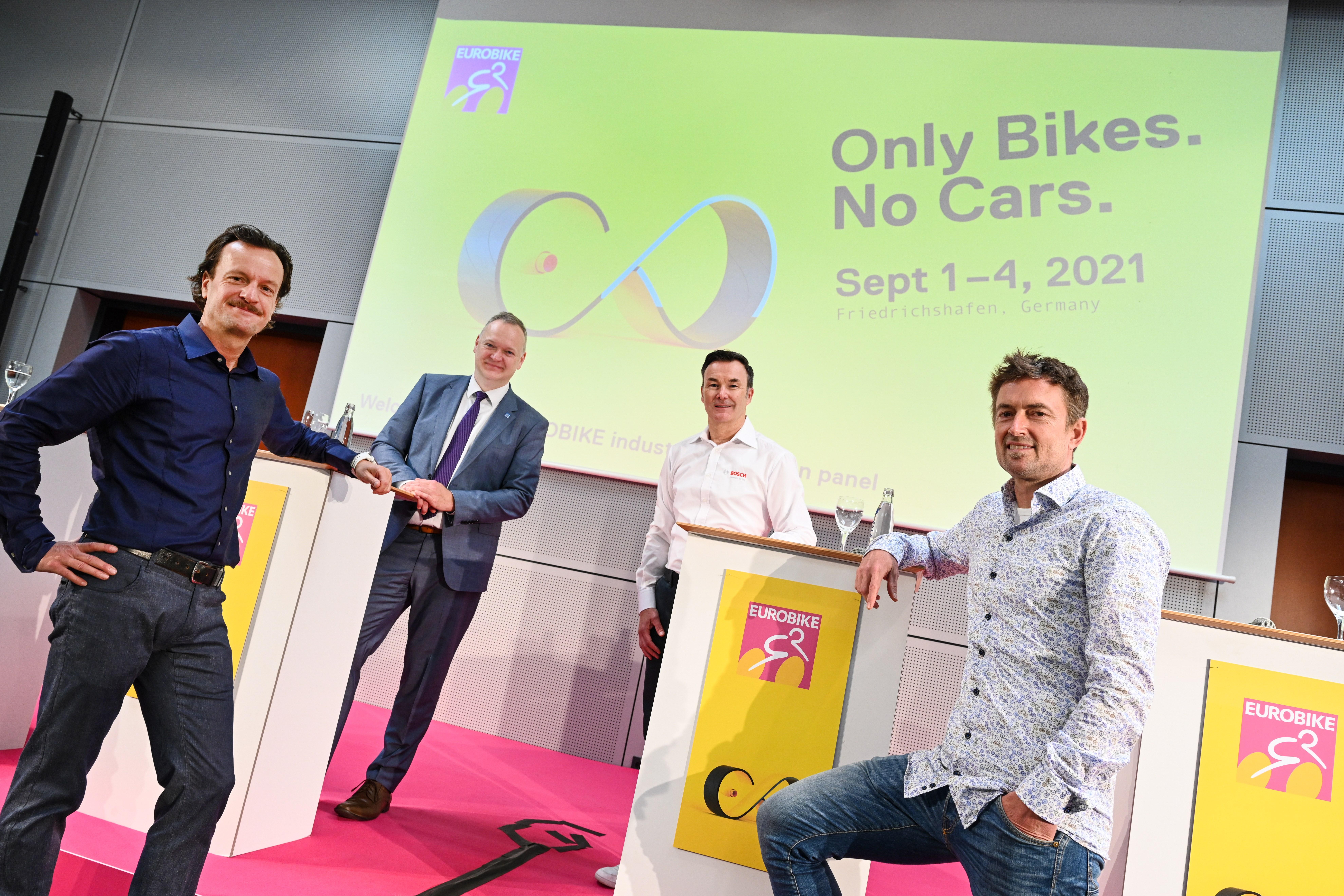Las ventas de bicicletas en Alemania se contraen un 14,1% en el primer semestre de 2021