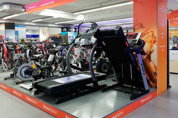 Fitnessdigital refuerza su presencia offline de la mano de Intersport