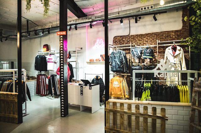 Kappa estudia la apertura de tiendas monomarca para 2022