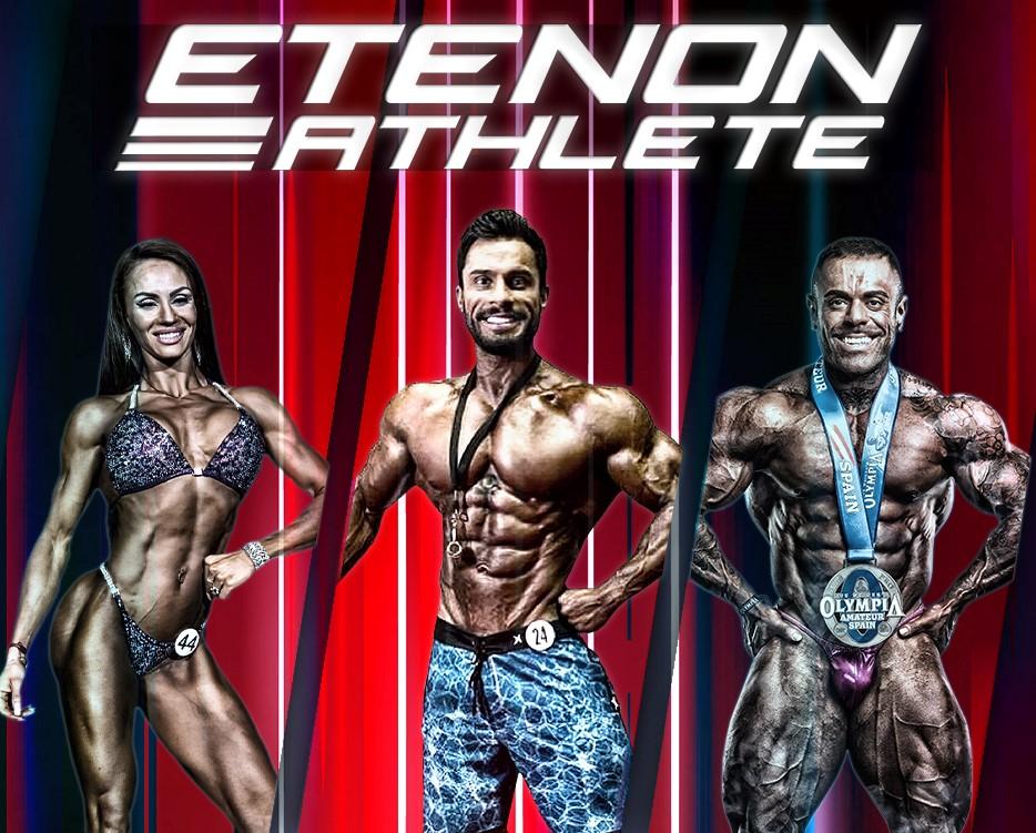 Atletas del equipo Etenon Fitness triunfan en la temporada de competiciones