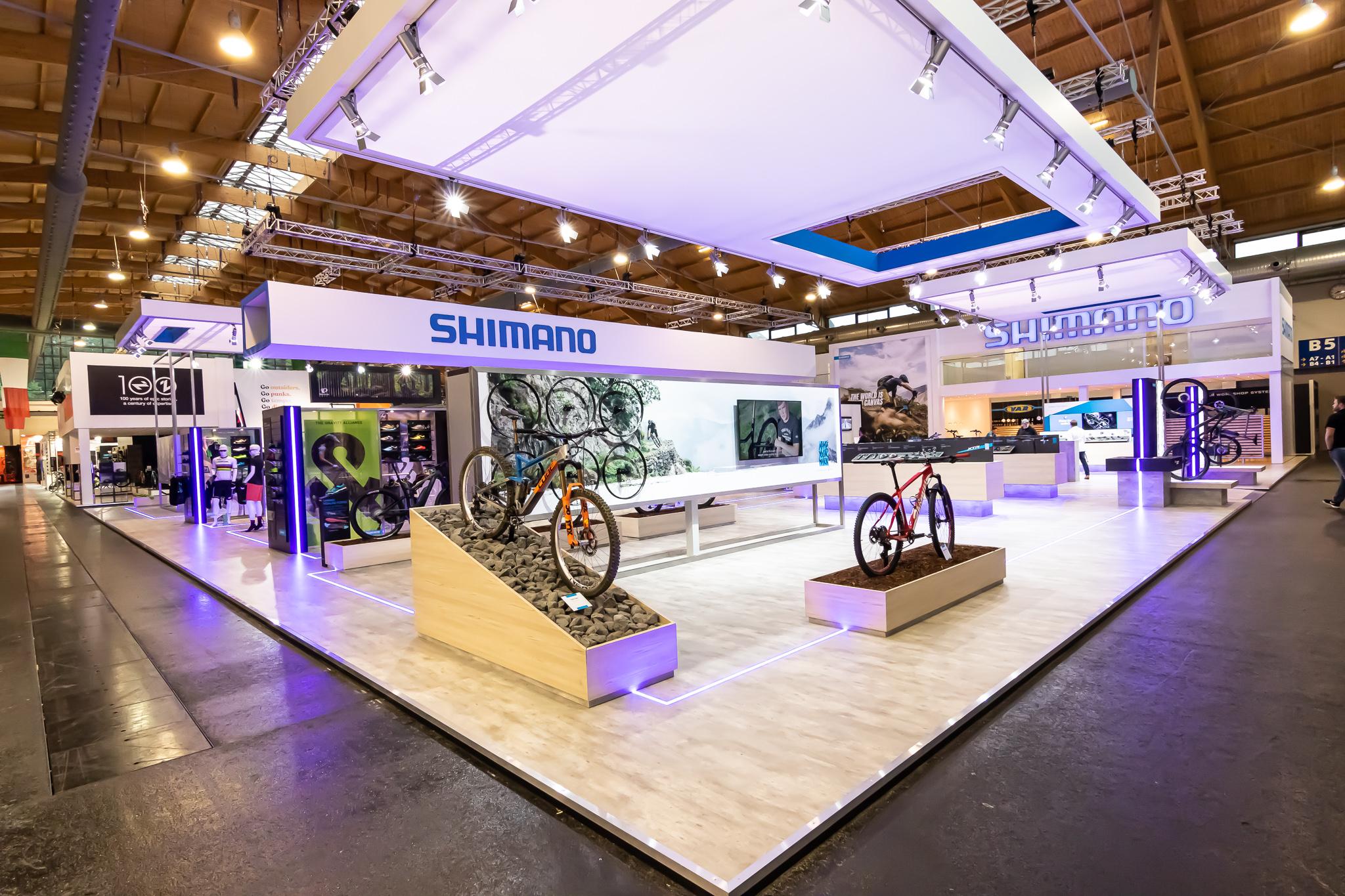Shimano presenta una amplia gama de novedades en Eurobike