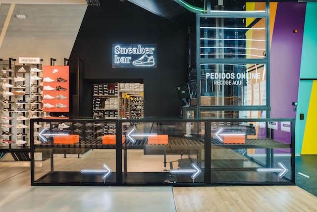 Sprinter estrena un nuevo formato de tienda dirigido a los deportistas urbanos