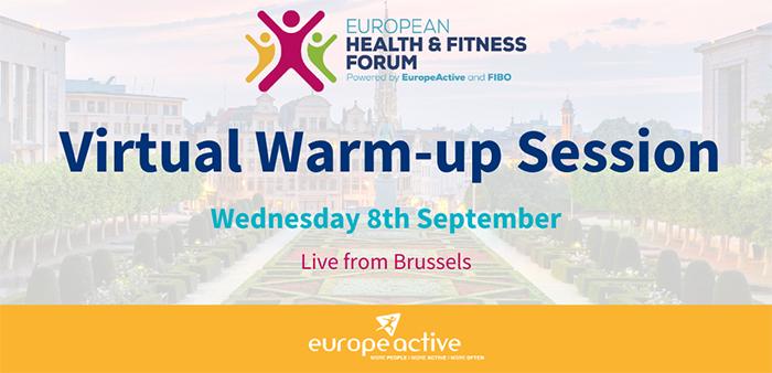 Las claves del reimpulso del fitness europeo en septiembre, en un webinar