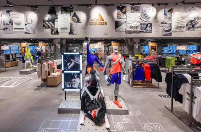 Adidas dobla la exigencia de compra mínima a las centrales españolas