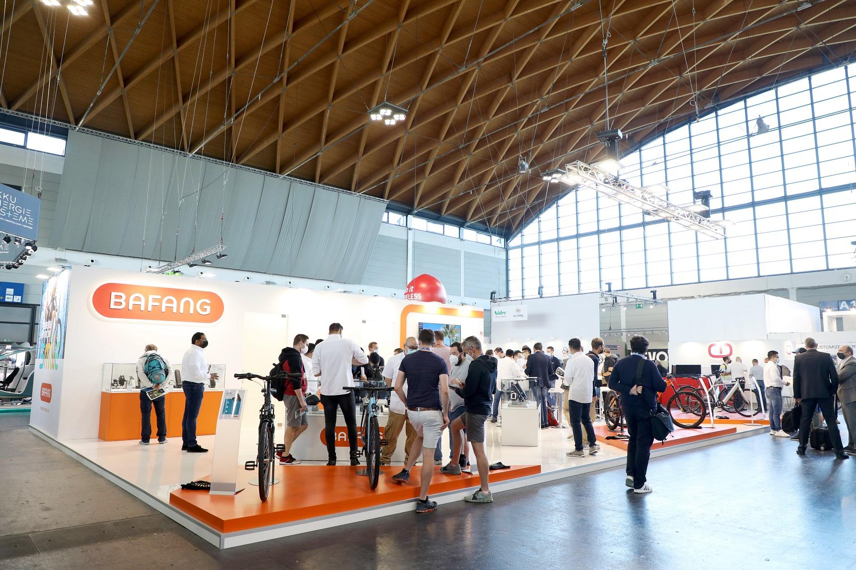 Bafang presenta sus nuevos productos en Eurobike