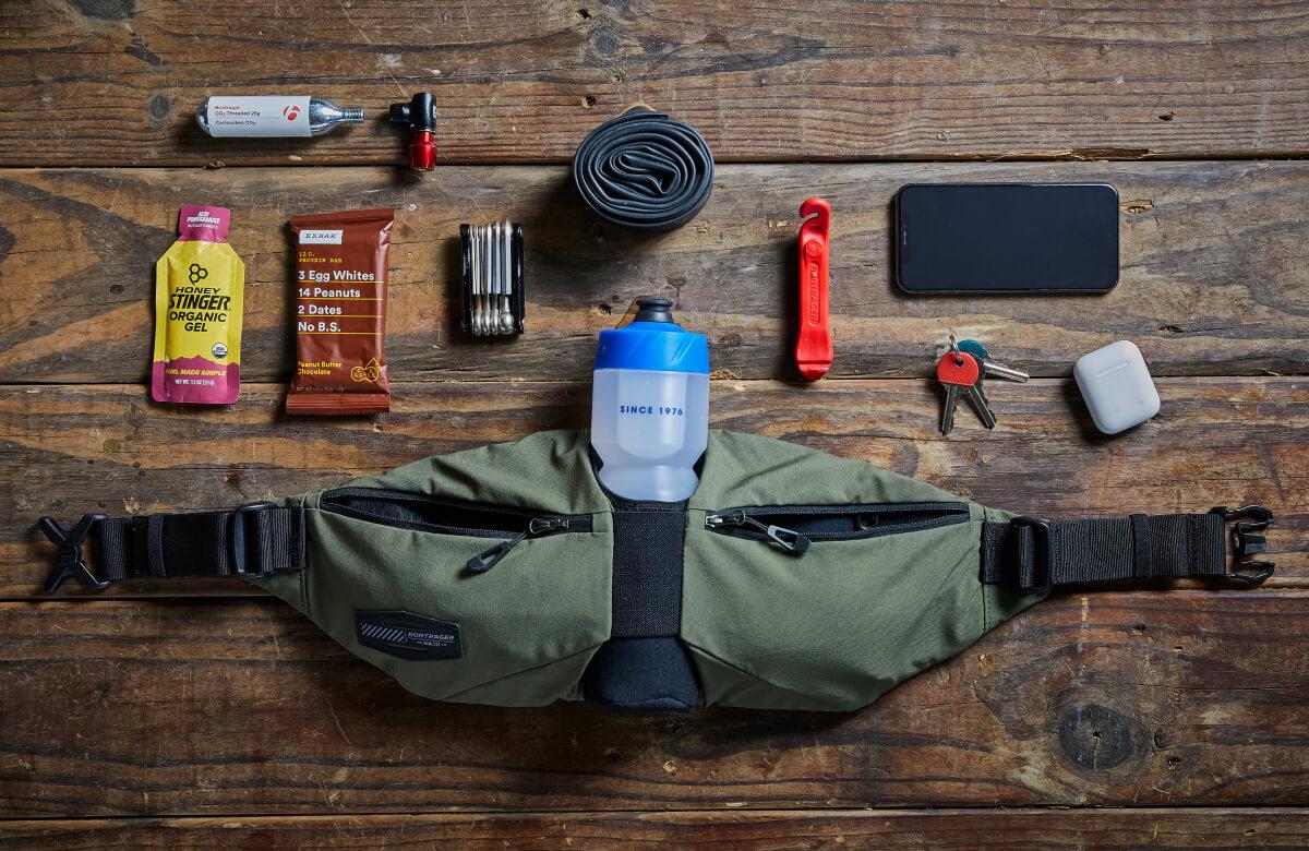 Bontrager estrena la nueva bolsa Rapid Pack Hydro