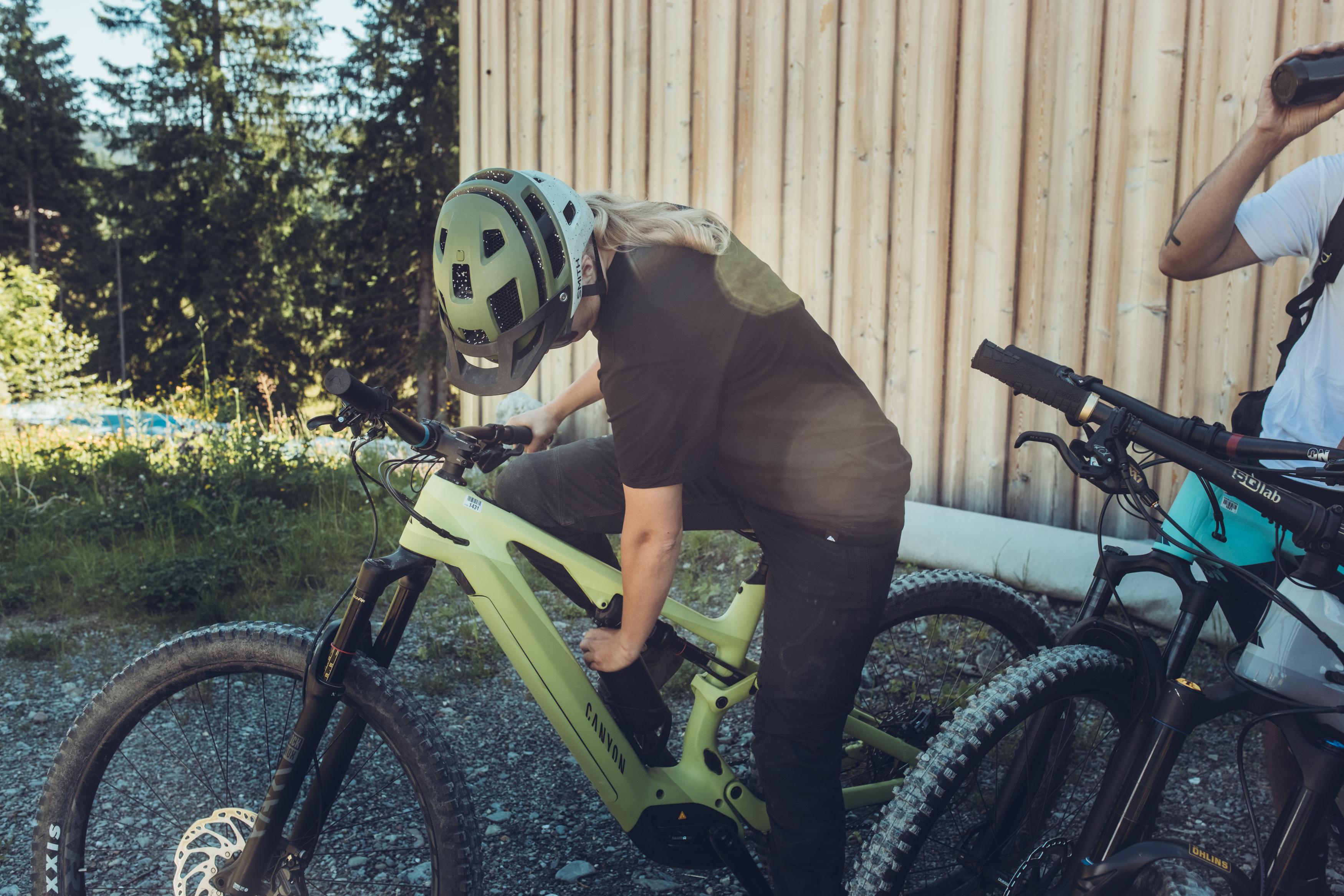 Canyon abre las inscripciones para probar sus bicicletas en la Sea Otter Europe