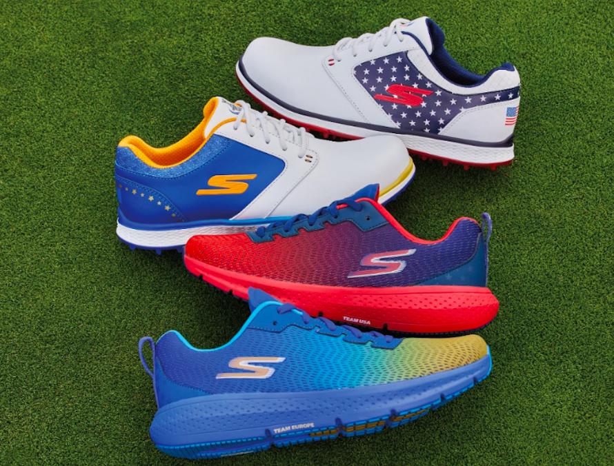 Skechers será el proveedor oficial de calzado de la Solheim Cup 2021