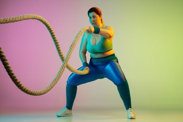 Cómo empezar a entrenar con sobrepeso