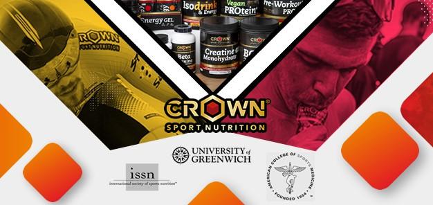 Crown Sport Nutrition celebró el I Simposio Internacional de Suplementos Nutricionales