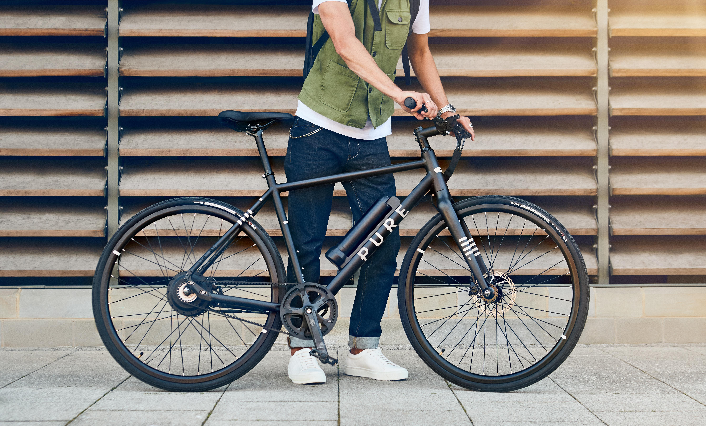 Pure Electric se lanza a la fabricación de bicicletas eléctricas