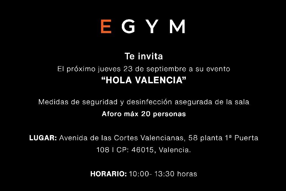 La filial ibérica de Egym traslada su central a Valencia