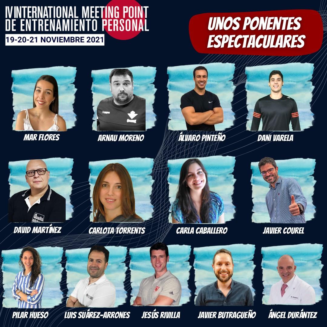 Ensa Sport prepara su Congreso IV International Meeting Point