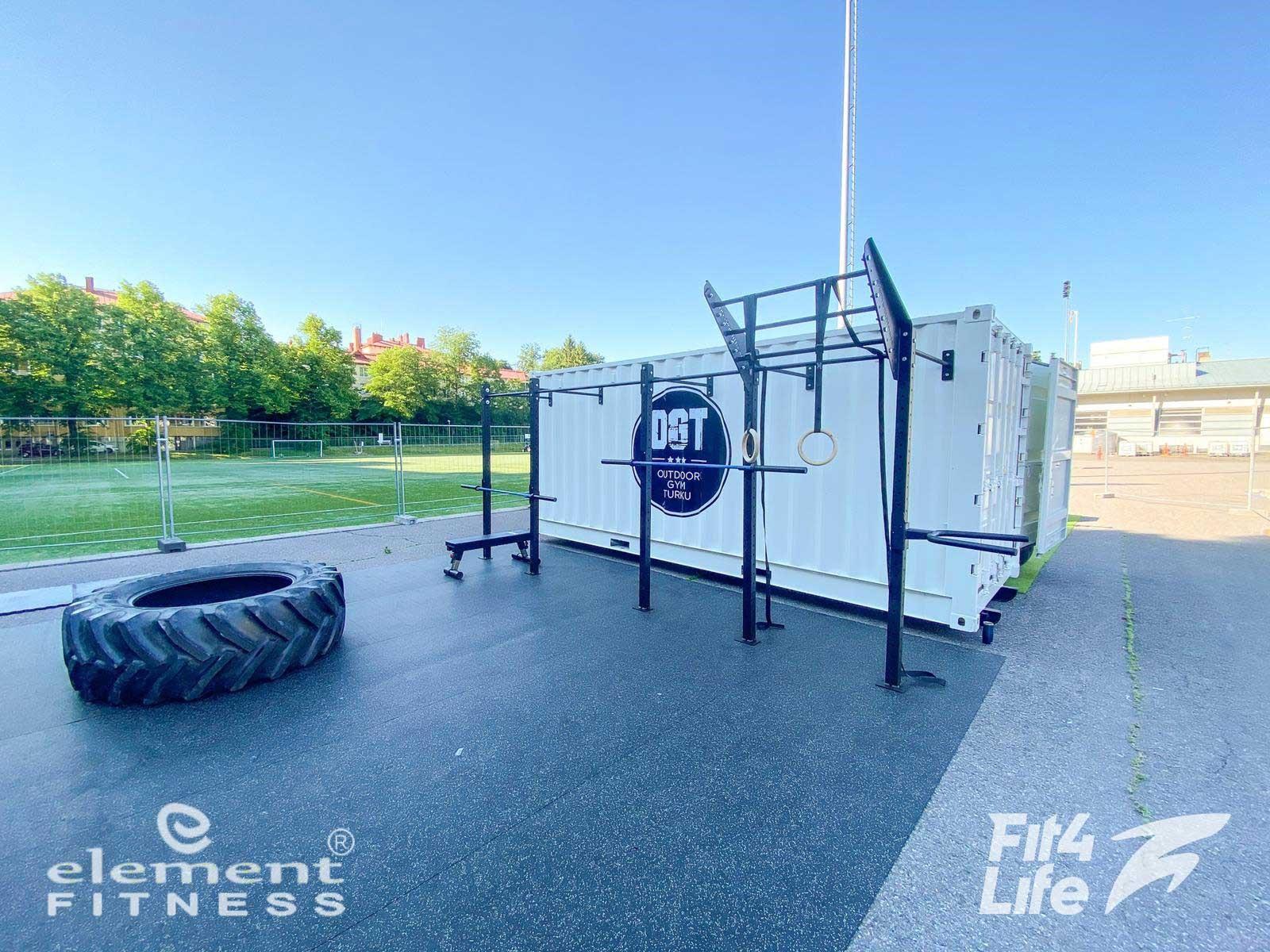 Fit4Life se convierte en distribuidor oficial de Element Fitness