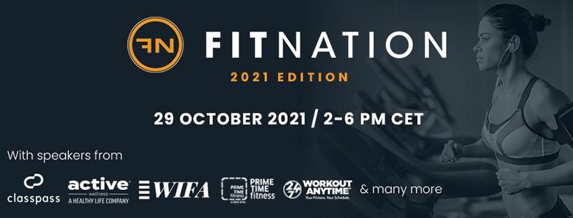 FitNation 2021 reunirá a marcas e influencers del mundo del fitness