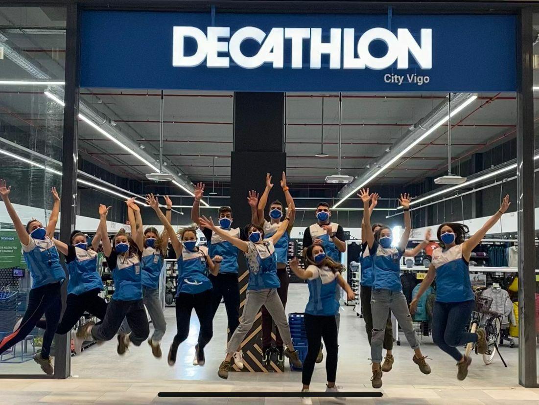 Decathlon reubica su tienda City de Vigo