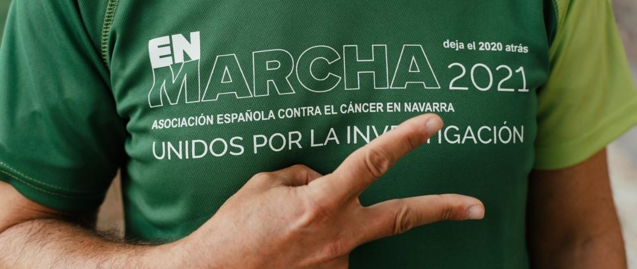 Gimnasios y tiendas deportivas participan en un evento contra el cáncer