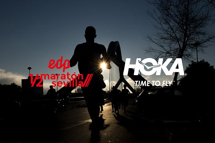 Hoka One One apuesta por el asfalto patrocinando el medio maratón de Sevilla
