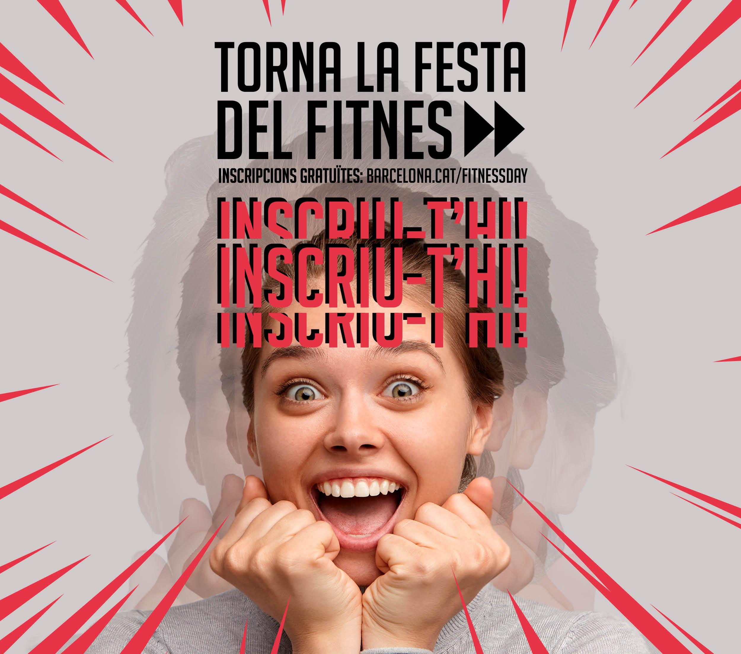 La Festa del Fitness 2021 abre inscripciones gratuitas