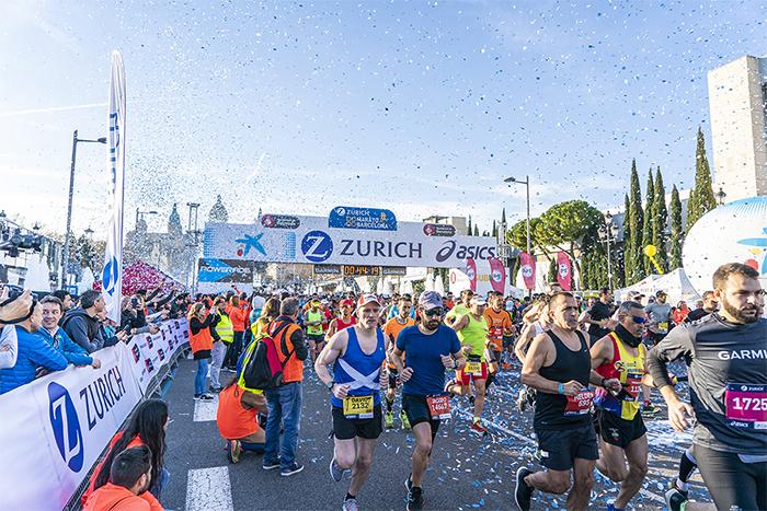 Barcelona exigirá pasaporte Covid para participar en su Media y Maratón